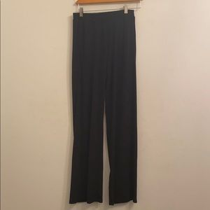 Michael Michael Kors solid black pants size small